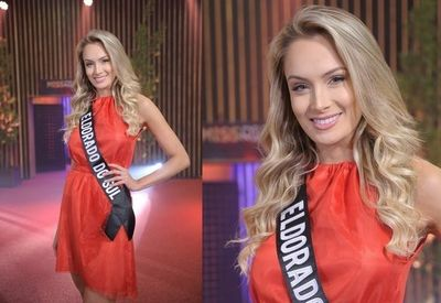 Leonora Weimer é a Miss Rio Grande do Sul Be Emotion 2018