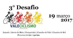 3° Desafio do ValeCiclismo será neste domingo